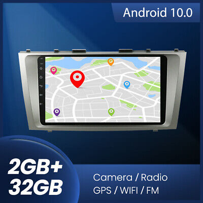 AU225 • Buy 9  Car Stereo Android 10.0 Auto Radio GPS Navi Head Unit WIFI Fit Toyota Camry