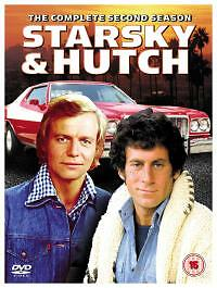 Starsky And Hutch - Series 2 - Complete (DVD, 2004, 5-Disc Set, Box Set) • 1.20£