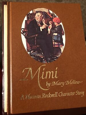 $ CDN1371.59 • Buy Vintage Mimi By Mary Moline - A Norman Rockwell Character Story - NRFB - Signed