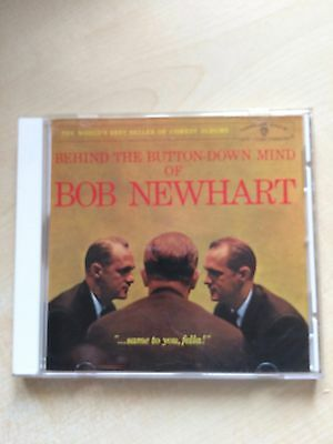 Bob Newhart - Behind The Button-down Mind Of Bob Newhart (cd Album)  • 6.90£