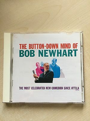 Bob Newhart - The Button-down Mind Of Bob Newhart (cd Album)  • 6.90£