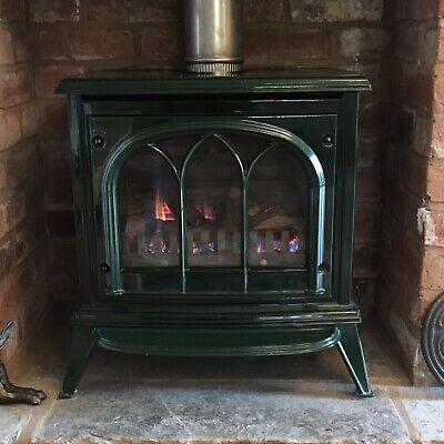 Gazco Log Effect Stove • 52£