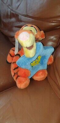 Tigger Cuddly Toy With Picture Frame 7cm X 7cm.  • 7£