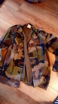 French Foreign Legion F2 Cce Combat Jacket Size 40-42 /104 • 11£