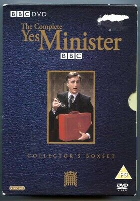 Yes Minister - Series1-3 - Complete (DVD, 2004) • 4.99£