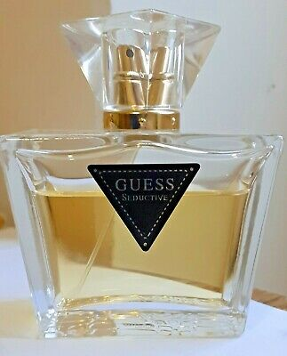 GUESS SEDUCTIVE: Fragrance For Women 75ml Eau De Toilette Spray • 10£
