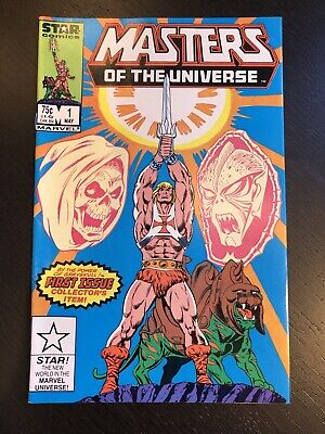 $15.54 • Buy Masters Of The Universe No. 1 Near Mint NM Condition