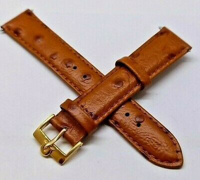 CUSTOM MADE OMEGA MENS WATCH STRAP 18mm • 39.99£