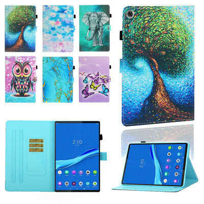Shockproof Case Cover Anti-Dust PU For Lenovo Tab M10 TB-X605F X505F 10.1'' • 11.75£