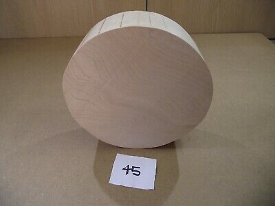 Sycamore Wood Turning Blank Woodturning Block 210mm Width Lot 45 • 24£