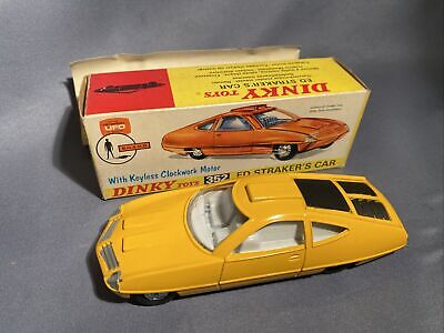 Dinky Toys No 352 Ed Strakers Car Boxed With Instructions. • 68£