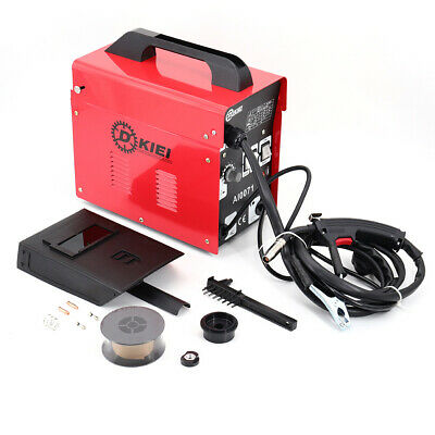Portable Gasless MIG Welder 130 Amp Auto Flux Wire Feed Welding Machine 230V Kit • 95.95£