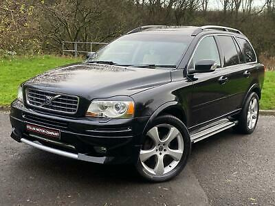 2008 Volvo XC90 2.4 D5 SE Lux Geartronic AWD 5dr SUV Diesel Automatic • 11,990£