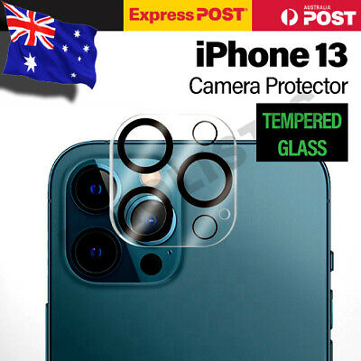 AU8.99 • Buy For IPhone 12 Pro Max Camera Lens Cover Tempered Glass Screen Protector Case