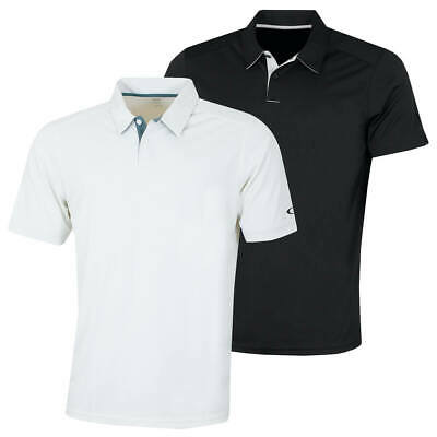 Oakley Mens Divisional Moisture Wicking Tailored Fit Golf Polo Shirt 53% OFF RRP • 18.95£