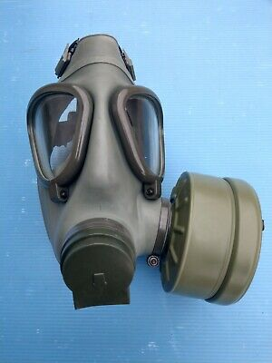 $35 • Buy SERBIA  Military Protective Mask M2 40mm Filter  - Large-