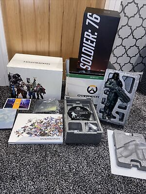 AU135.99 • Buy Overwatch Collectors Edition Xbox One