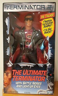 Rare Vintage Terminator 2 Figure By Kenner 1992 . Only Opened For Pics. VGC . • 30£