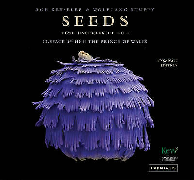 Seeds: Time Capsules Of Life - 9781906506520 • 12.93£
