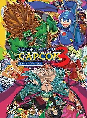 AU50.32 • Buy UDON's Art Of Capcom 3 - Hardcover Edition - 9781772941258