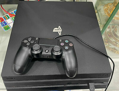 AU305 • Buy Sony PlayStation 4 PS4 Pro 1TB Console + 5 Games (Fifa, Infamous, Fallout...)