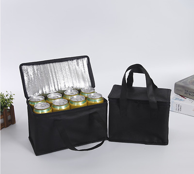 Ice Bag Can Cool Wine Bottle Cooler Cooling Holder Picnic Bags Outdoor Camping • 4.39£