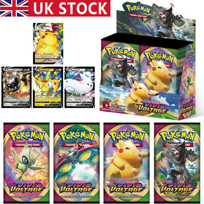 324pcs For Pokemon Cards Bundle Booster Boxed Darkness Ablaze English 36 Packs • 13.99£