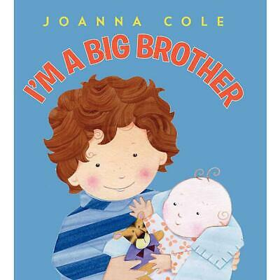 I'm A Big Brother By Joanna Cole (English) Hardcover Book Free Shipping! • 5.78£