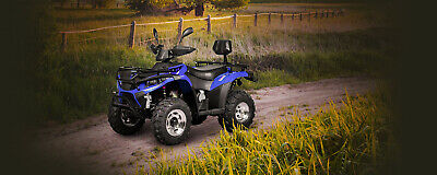 AU5499 • Buy Crossfire Motorcycles X300 AUTOMATIC QUAD BIKE ASSEMBLED FREE DELIVERY !!!