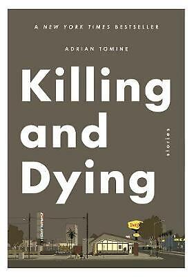 Killing And Dying By Adrian Tomine (English) Paperback Book Free Shipping! • 11.47£