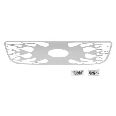 $113.81 • Buy For Ford F-150 99-03 Main Grille 1-Pc Flaming Inferno Style Polished CNC
