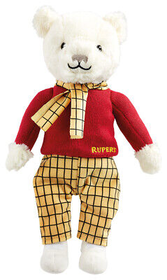 £15.99 • Buy Rupert Bear - Soft Toy Collectable Teddy By Rainbow Designs - 25cm