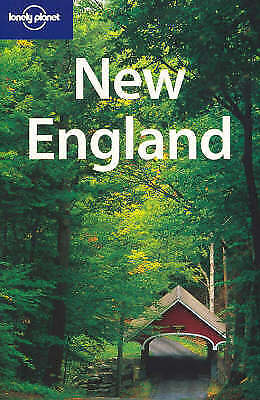 £3.19 • Buy (Very Good)-New England (Lonely Planet Regional Guides) (Paperback)-Vorhees, Mar