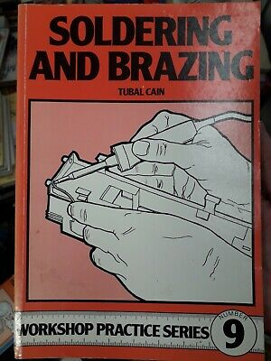 Soldering And Brazing By Tubal Cain (Paperback, 1998) • 4£