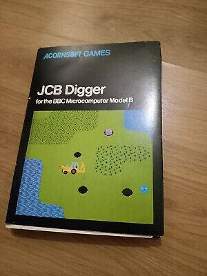 JCB Digger - For The BBC Microcomputer Model B • 0.99£
