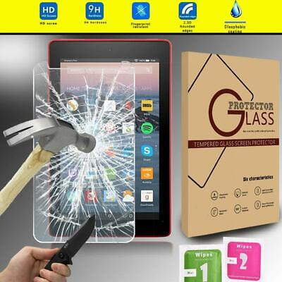 £4.99 • Buy 1 XPack Tempered Glass Screen Protector For Amazon Fire 7/HD 8/HD 10 (2011-2020)
