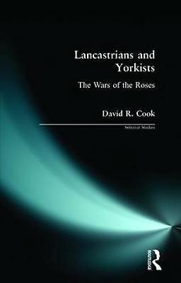 Lancastrians And Yorkists: The Wars Of The Roses By D.R. Cook (English) Paperbac • 32.27£