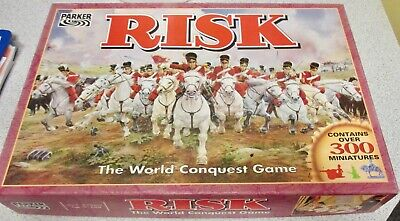 Risk ~ Parker Games ~ 1996 ~ Unplayed  • 29.99£