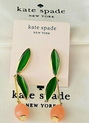 $ CDN28.81 • Buy Kate Spade New York Golden  Earrings