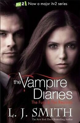 The Vampire Diaries: The Fury Book 3 By L.J. Smith 9781444900729 | Brand New • 8.58£