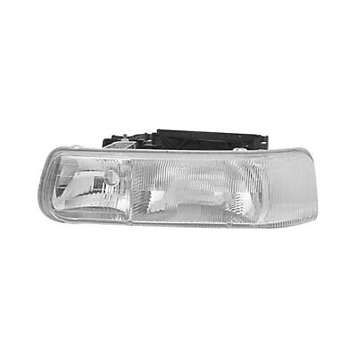 $55.04 • Buy For Chevy Silverado 2500 HD 01-02 Dorman Driver Side Replacement Headlight