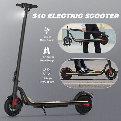 View Details Megawheels S10 5.0AH Foldable E-Scooter Teen Adult Kick Electric Scooter 15Mph • 188.34£