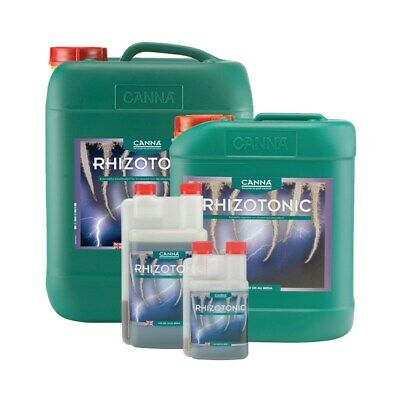 Hydroponics CANNA ADDITIVES Rhizotonic Plant Nutrients 250ml 1L 5L Litre • 16.80£