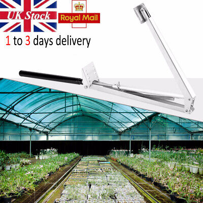 Automatic Greenhouse Window Roof Vent Opener Auto Heat Sensitive Temp Control UK • 20.38£