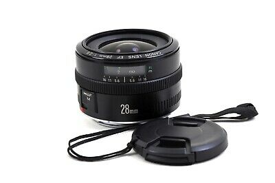 Canon Ef 28mm 1:2.8 • 278.03£