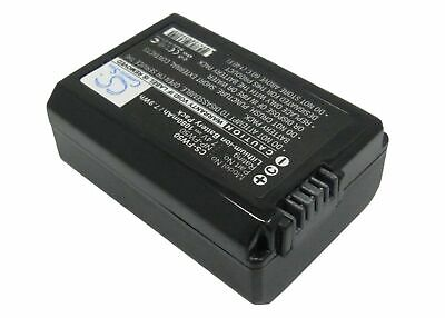 $ CDN29.80 • Buy Li-ion Battery For Sony Mirrorless Alpha A5000 Mirrorless Alpha A6000 NEX-3 7.4V