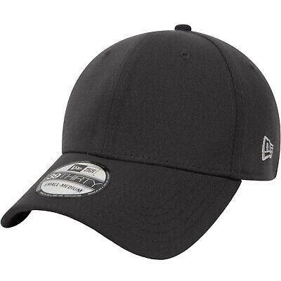 £16.95 • Buy New Era Mens 39THIRTY Flag Fitted Stretch Fit Baseball Cap Hat - Graphite