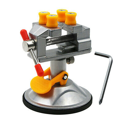 £15.88 • Buy Heavy Duty Engineers Vice Vise Swivel Base Workshop Clamp Jaw Work Bench Table