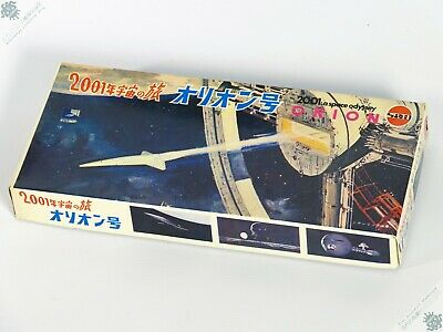 Marusan Imai Orion Spaceship 2001 A Space Odyssey Panam Vintage Model Kit Toy • 350£