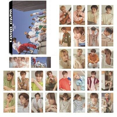 30PCS KPOP NCT#127 Photo Cards Lomo Cards Collective Photocards Boxed New • 4.78£